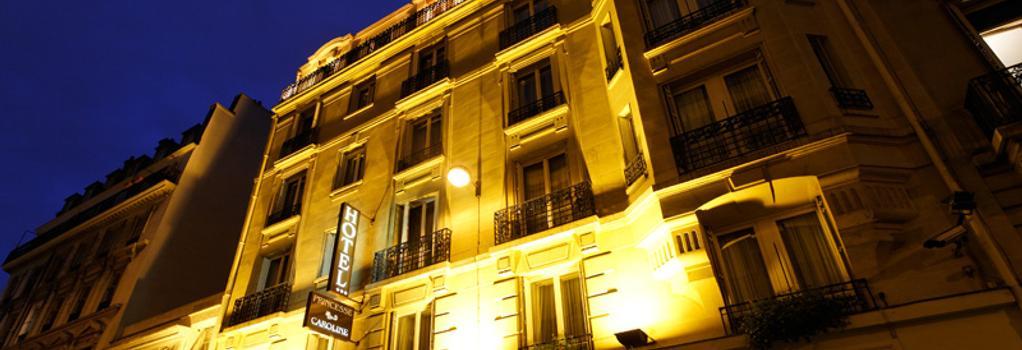 Princesse Caroline - Paris - Building