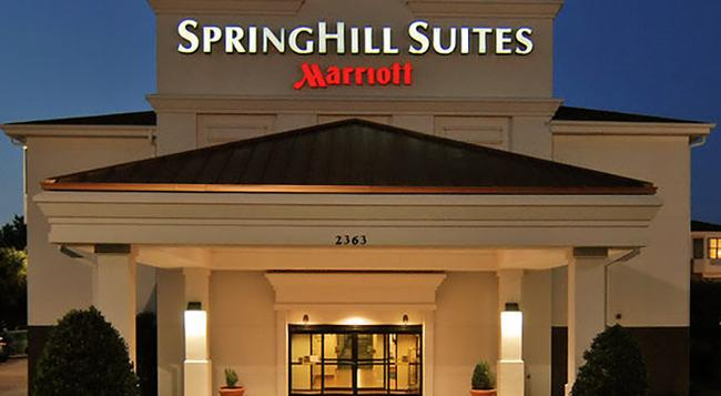 SpringHill Suites by Marriott Dallas NW Highway at Stemmons I-35E - Dallas - Building