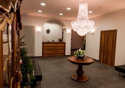 Excelsior Boutique Hotel - Krakow - Lobby