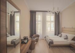 Pergamin Royal Apartments - Krakow - Bedroom