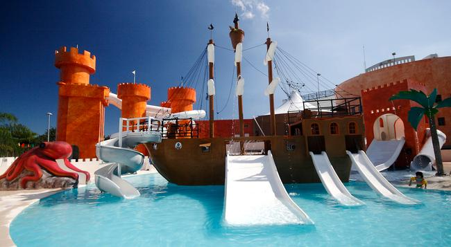 Great Parnassus Family Resort - Cancun - Attractions