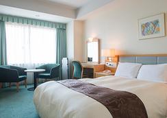 Hotel Osaka Bay Tower - Osaka - Bedroom