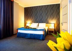 Aerootel Krasnodar - Krasnodar - Bedroom
