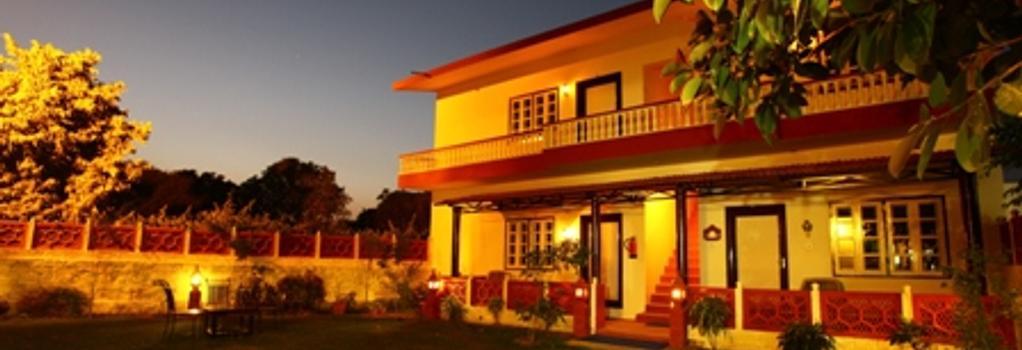 Tiger Safari Resort - Sawai Madhopur - Building
