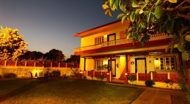 Tiger Safari Resort - Sawai Madhopur - Building
