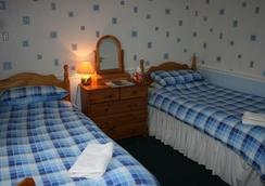 Glenview Guest House - Oban - Bedroom