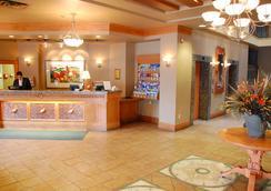 Banff Ptarmigan Inn - Banff - Lobby