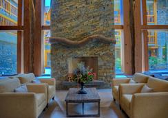 Moose Hotel and Suites - Banff - Lounge
