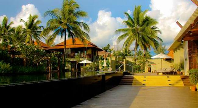 Chongfah Resort - Khao Lak - Outdoor view
