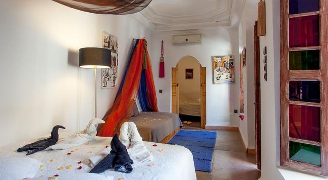 Riad Darija - Marrakesh - Bedroom