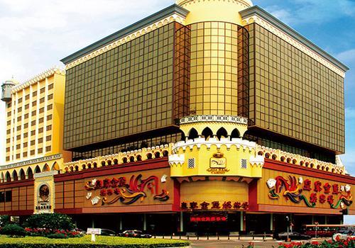 Casa Real Hotel Macau Building