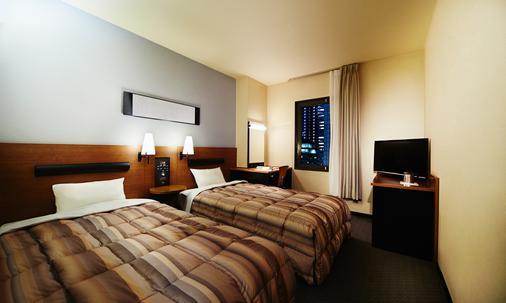 Rihga Nakanoshima Inn - Osaka - Bedroom