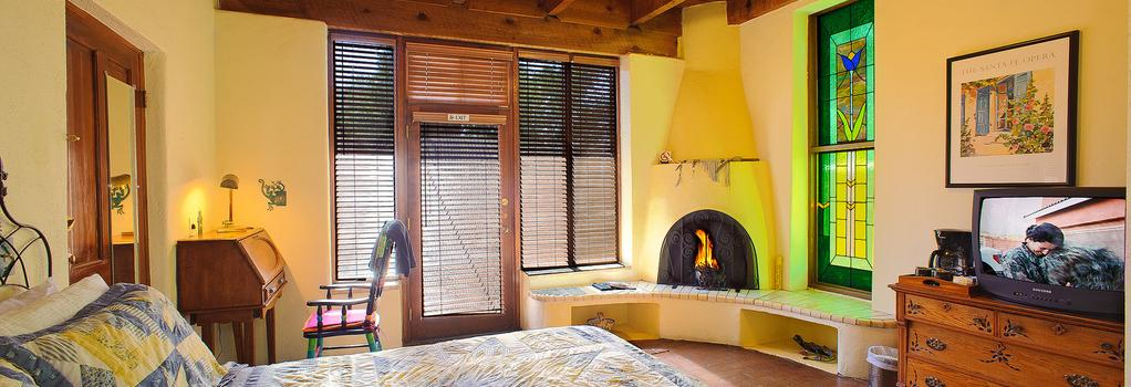 Adobe Rose Inn Bed And Breakfast - Tucson - Bedroom