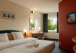 Egon Hotel Hamburg City - Hamburg - Bedroom
