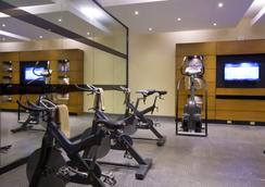 Guadalajara Plaza Expo Business Class - Guadalajara - Gym