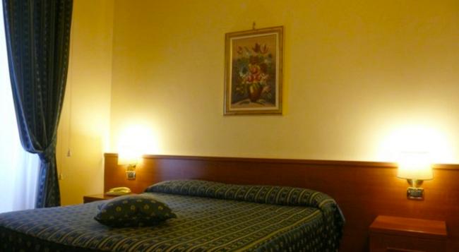 Hotel Fenicia - Rome - Bedroom