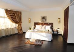 Le Zenith Hotel - Casablanca - Bedroom