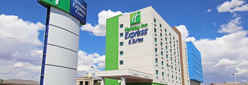 Holiday Inn Express & Suites CD. Juarez - Las Misiones - Ciudad Juarez - Building