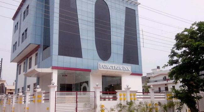 Function Inn - Lucknow - Building