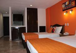 Calypso Hotel Cancun - Cancun - Bedroom