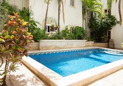 Playa in Condos by Teamoplaya - Playa del Carmen - Pool