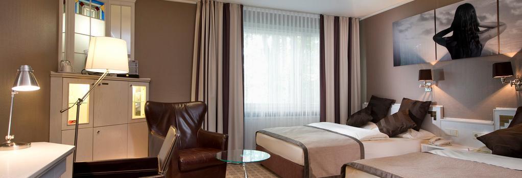 Park Hotel Hamburg Arena - Hamburg - Bedroom