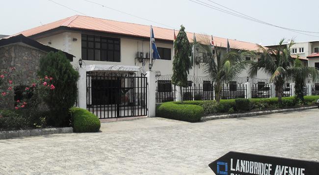 La Playa Suites - Lagos - Building