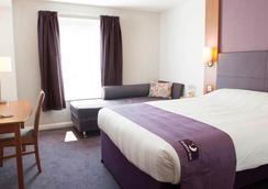 Premier Inn Bristol East (Emersons Green) - Bristol - Bedroom