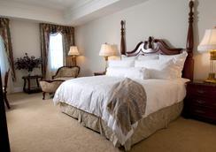 Market Pavilion Hotel - Charleston - Bedroom