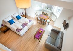 Emaus Apartments - Krakow - Bedroom