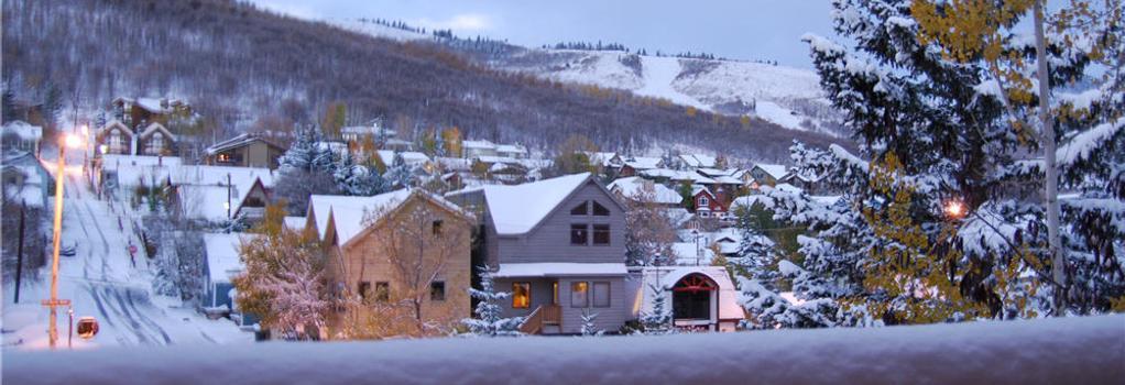 Black Bear Lodge by Wyndham Vacation Rentals - Park City - Location