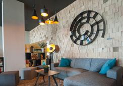 Andromeda Hotel - Ostend - Lobby