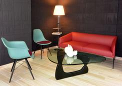 Hotel Burlington - Ostend - Lobby