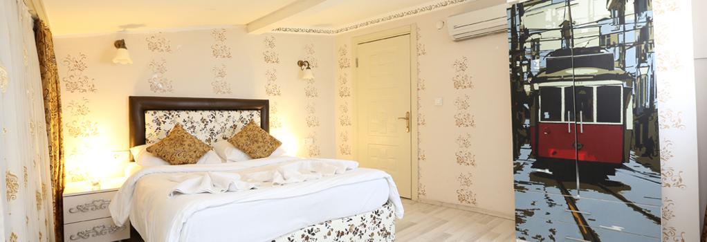 Aygunes Hotel - Istanbul - Bedroom