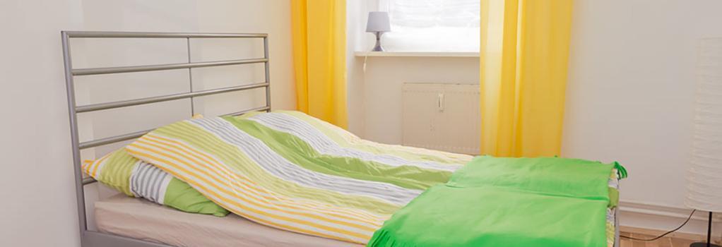 Happy Hostel Berlin - Berlin - Bedroom