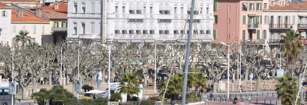 Hotel Le Splendid - Cannes - Building