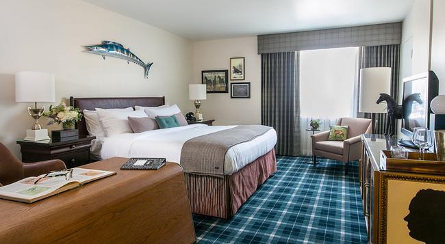 Graduate Charlottesville - Charlottesville - Bedroom