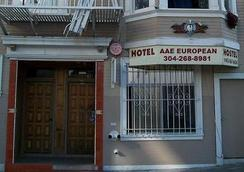 European Hostel - San Francisco - Building