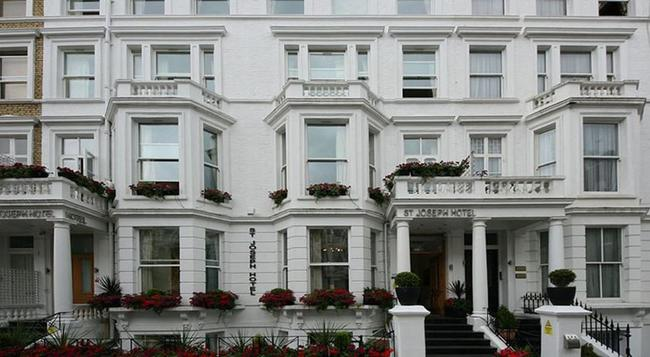 St. Joseph Hotel - London - Building