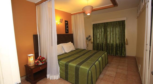 Hillpark Hotel - Nairobi - Bedroom