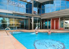 Hotel Rh Gijón - Gandia - Pool