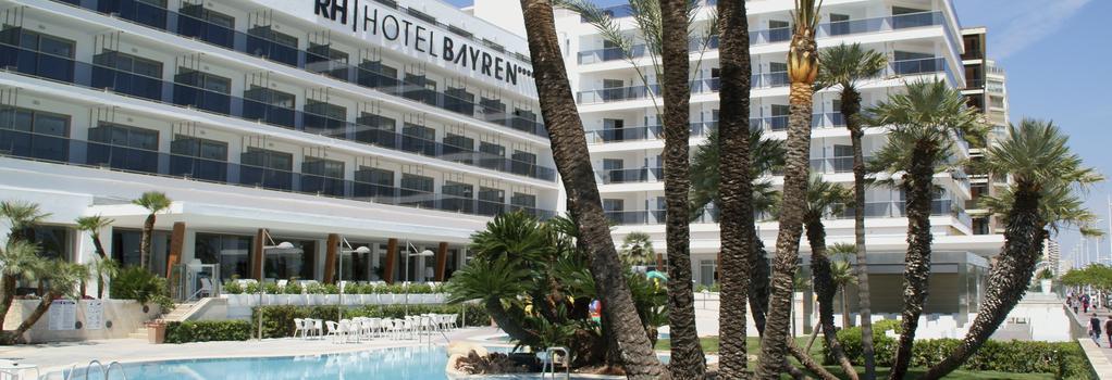 RH Bayren Hotel & SPA - Gandia - Building