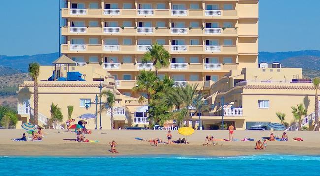 Hotel Rh Casablanca & Suites - Peniscola - Building