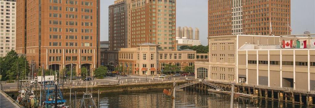 Seaport Boston Hotel - Boston - Building