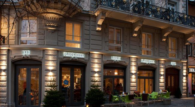 Hotel Platzhirsch - Zurich - Building