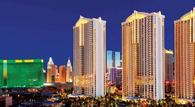 Aaa Mgm Signature One Bedroom Suite - Las Vegas - Building