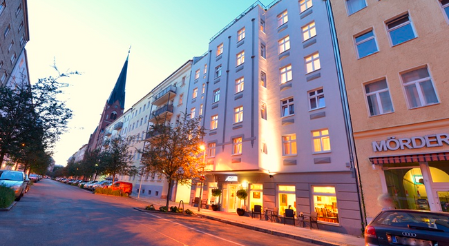 Hotel Adelante Berlin-Mitte - Berlin - Building