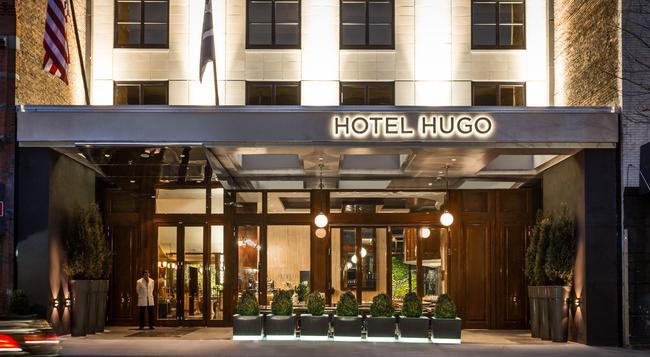Hotel Hugo - New York - Building