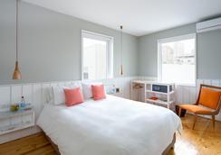 Casasur Charming Hotel - Santiago - Bedroom