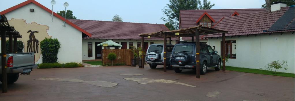 Journey's Inn Africa Guest Lodge - Johannesburg - Building
